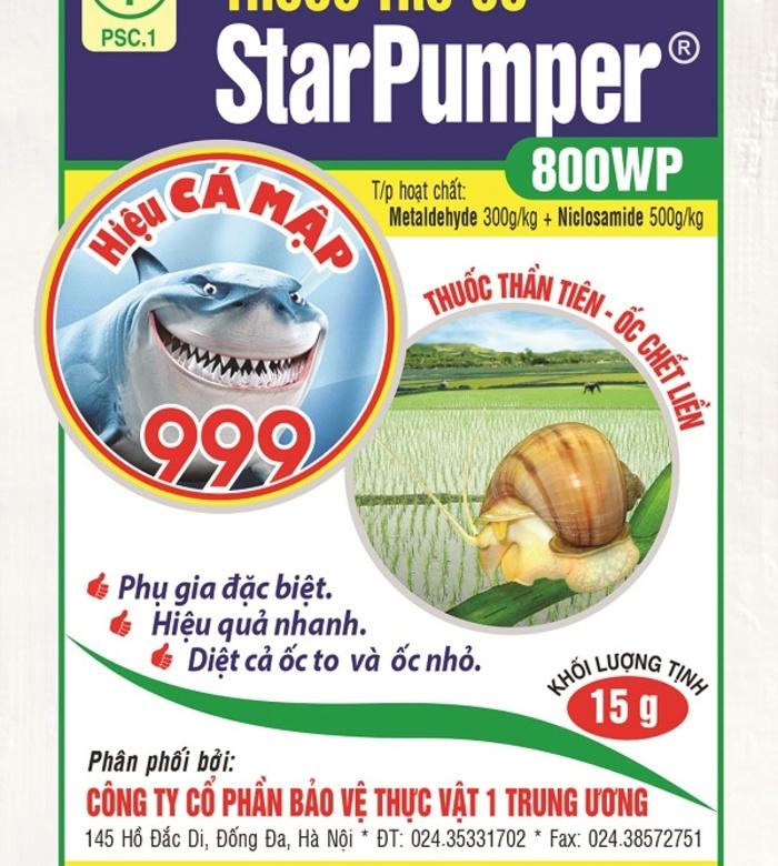 StarPumper 800WP